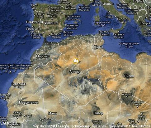 阿尔及利亚: 视频, 地标