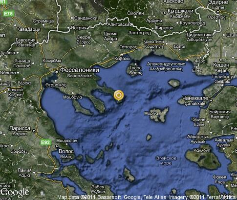 map: Athos