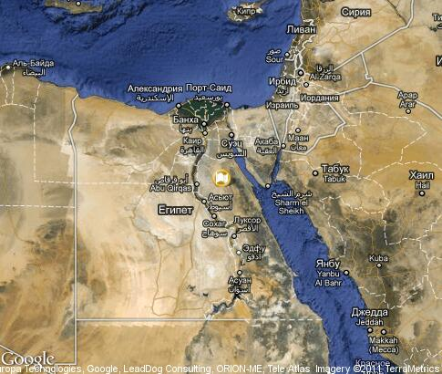 is Egypt Safe For Vacation? Yes. map-egypt-karta