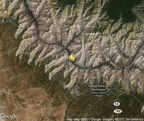 Grand Canyon Video Popular Tourist Places Satellite Map Images