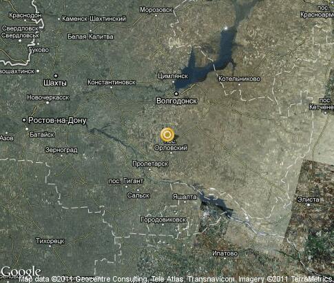 Карта Ростовской области.  Карта автомобильных дорог Ростовская.