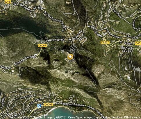 Подробная интерактивная карта эз