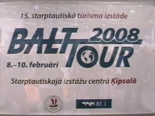 News:  Riga:  Latvia:   2008-02-12   Balttour 2008