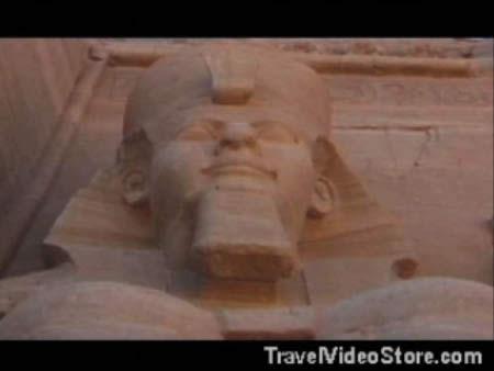 Nubia:  Egypt:      Abu Simbel