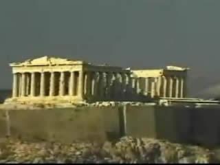 Athens:  Greece:      Acropolis