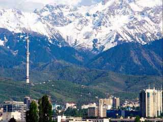 カザフスタン:      アルマトイ
