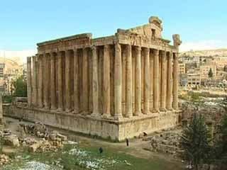 黎巴嫩:      巴勒贝克