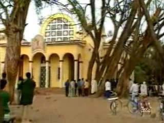 埃塞俄比亚:      巴赫达尔