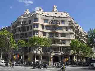 Images Casa Milà architecture