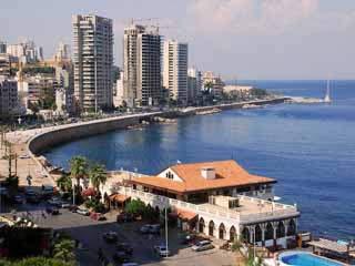 Ливан:      Бейрут