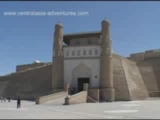 Узбекистан:      Бухара