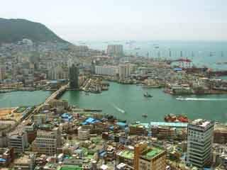 大韓民国:      釜山広域市