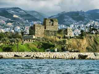 レバノン:      ビブロス