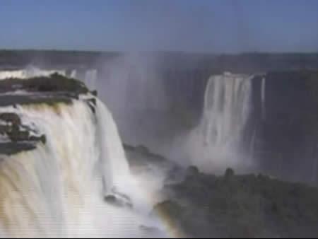 アルゼンチン:      Cataratas del Iguazu