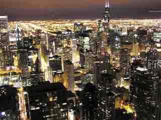 伊利诺伊州:  美国:      芝加哥