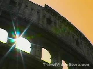 Roma (Rome):  Italy:      Coliseum