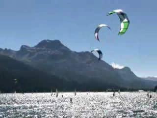 スイス:      Engadin