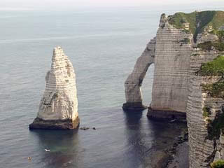 Normandy:  France:      Fecamp