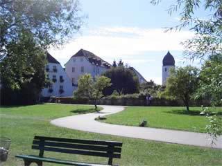 巴伐利亚:  Southern Bavaria:  德国:      Frauenchiemsee