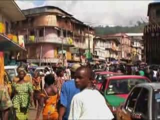 Сьерра-Леоне:      Фритаун