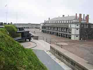 哈利法克斯:  新斯科舍:  加拿大:      Fort George (Citadel Hill)