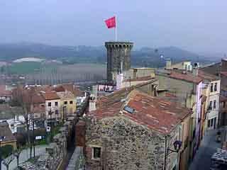 Catalunya:  Spain:      Hostalric