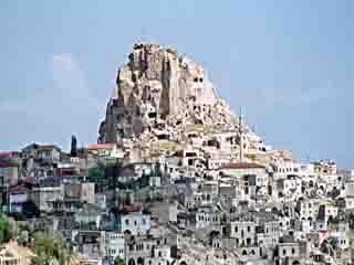 トルコ:      Cappadocia