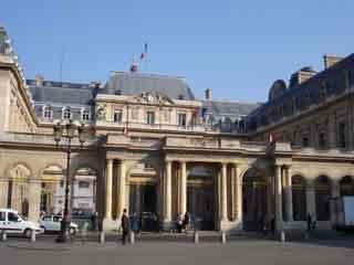 パリ:  フランス:      Palais-Royal