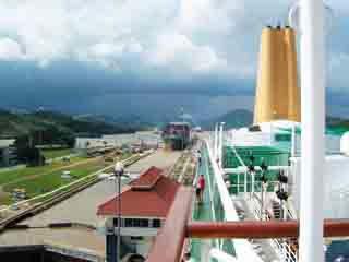 Panama:      Panama, extreme tourism