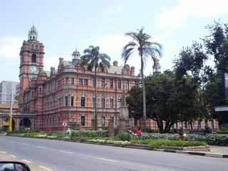 Durban:  South Africa:      Pietermaritzburg