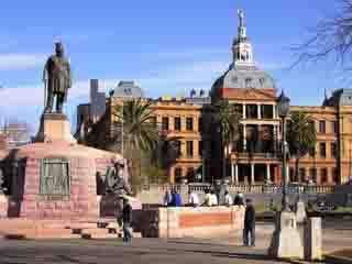 Южная Африка:      Претория