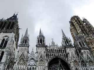 Normandy:  France:  