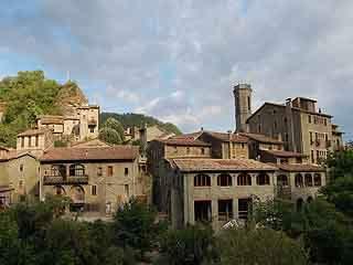 Girona:  Catalunya:  Spain:      Rupit