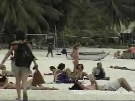 タイ王国:      サムイ島