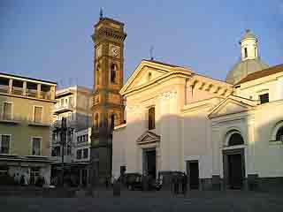 Кампания:  Салерно:  Италия:      Скафати