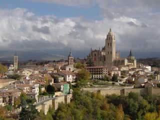 Мадрид:  Испания:      Сеговия