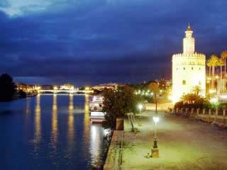 セビリア:  Andalusia:  スペイン:      Seville Cathedral
