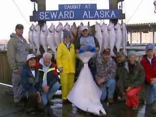 Alaska:  United States:      Seward