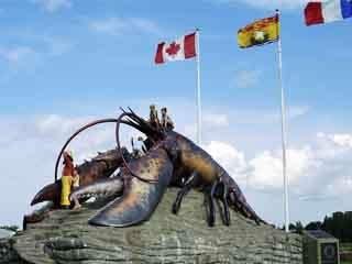 New Brunswick:  Canada:      Shediac
