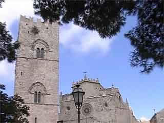 Images Erice city