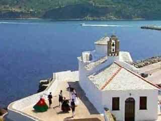 馬格尼西亞州:  希腊:      Skopelos