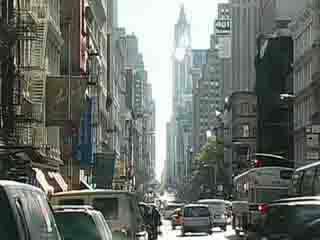 ニューヨーク:  アメリカ合衆国:      SoHo