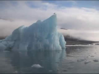 挪威:      Spitsbergen, ice