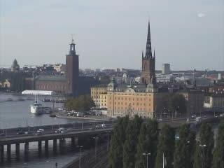ストックホルム:  スウェーデン:      Skansen Open-Air Museum, Stockholm