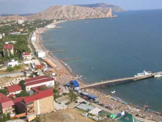 Images Sudak city