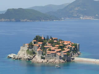 Images Sveti Stefan resort