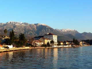 Images Tivat city