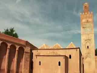 阿尔及利亚:      特莱姆森