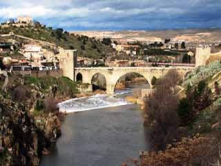 Toledo:  Spain:      Toledo, architectonics
