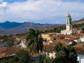Куба:      Тринидад
